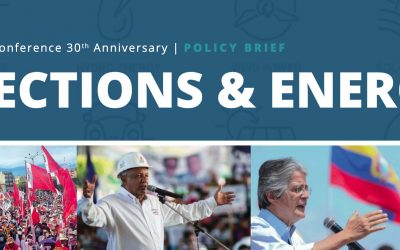 Elections & Energy Policy Brief